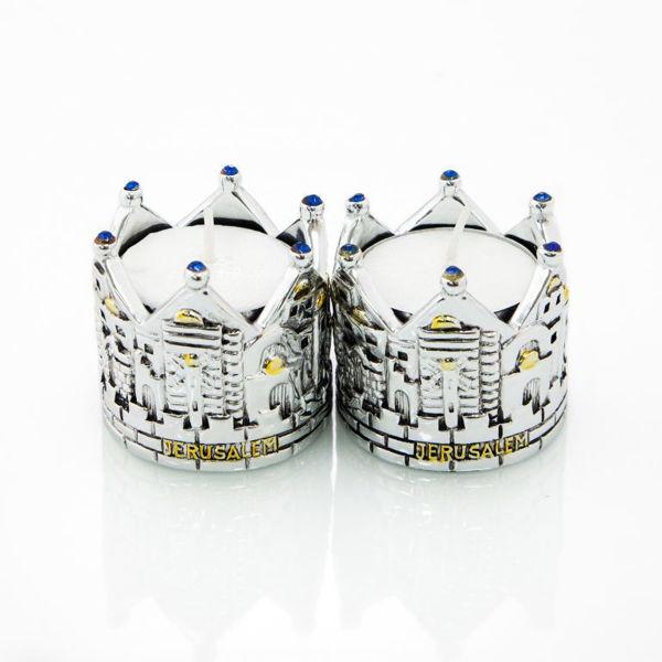 Candlesticks Avnei Hachoshen model