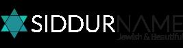 My SiddurName - Judaica Store Online